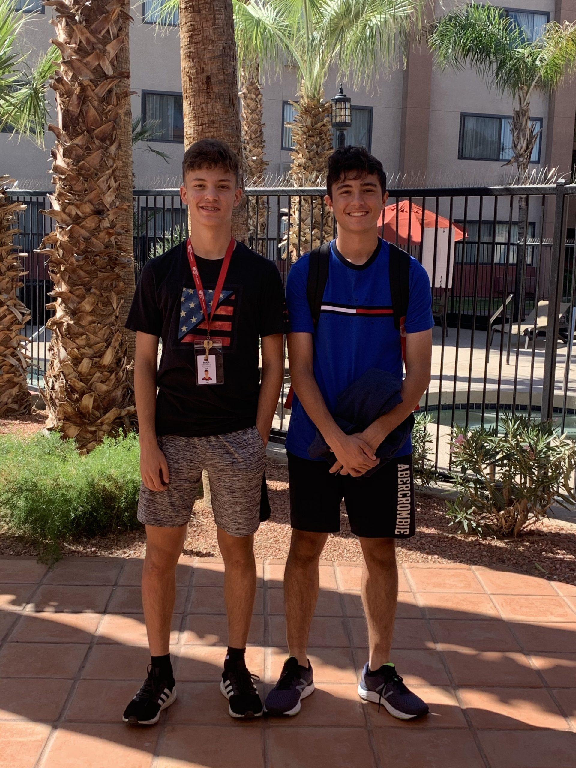 Interview of the Week - Adrien and Julien Pilet - Blog - Middle School