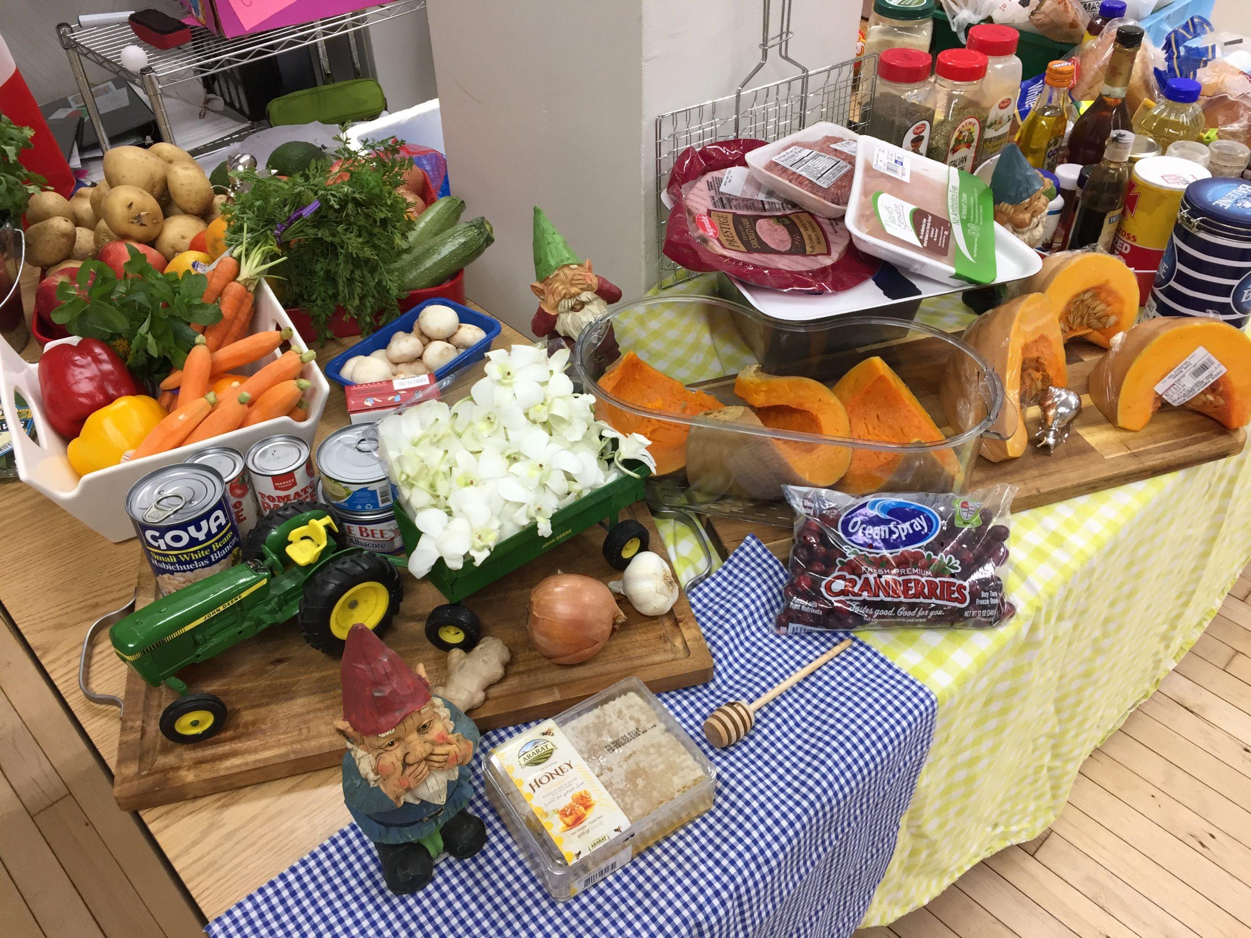 Cooking Contest - Blog - Concours de Cuisine - Student Life