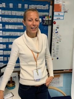 Interview of the Week - Delphine Francois - New Milford