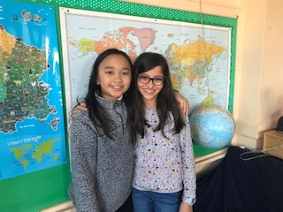 Interview - Student Life - Sophia and Lamys