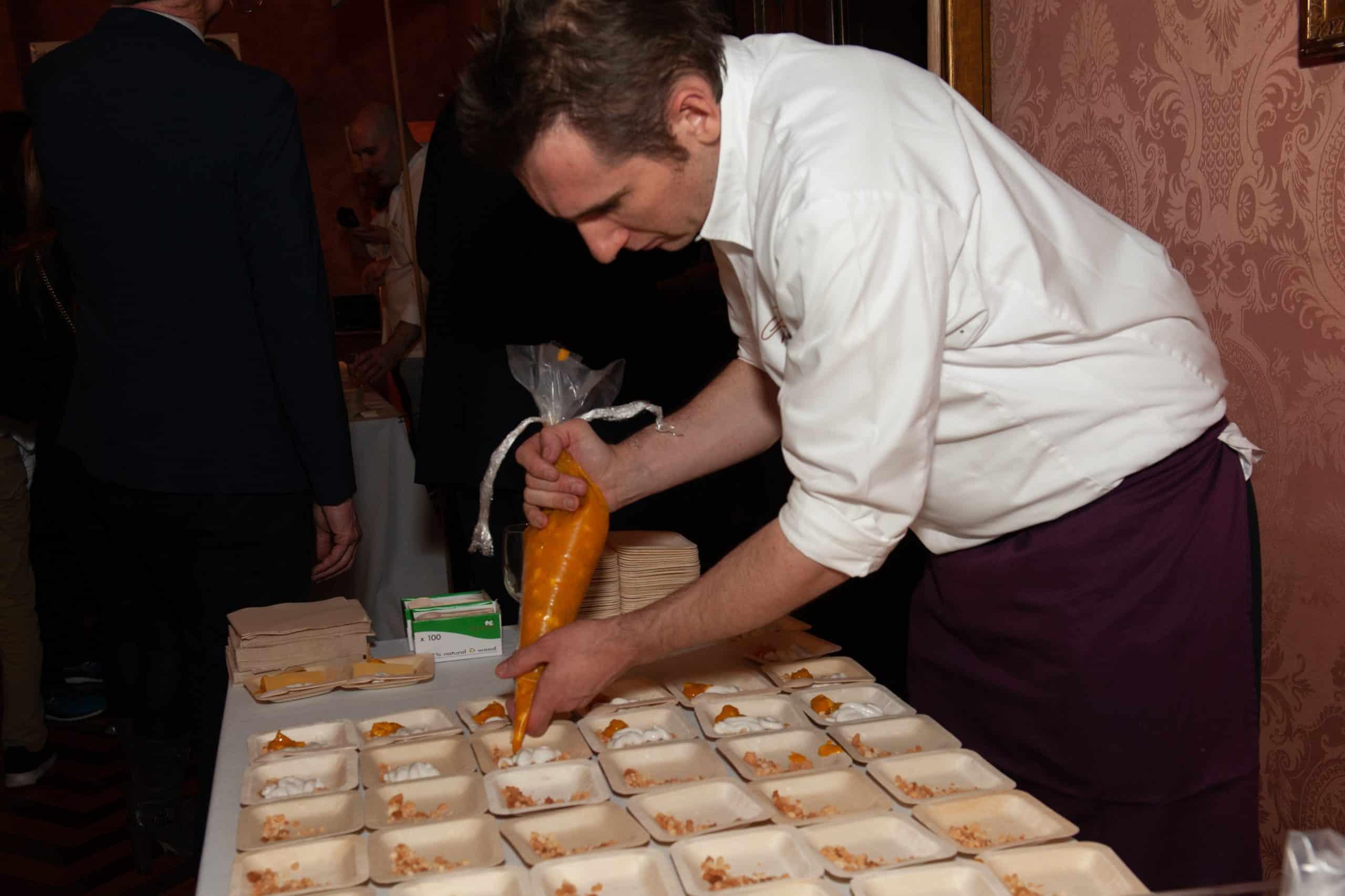 Master Chef's Tasting Event