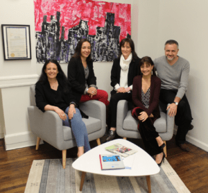 management team the French American Academy