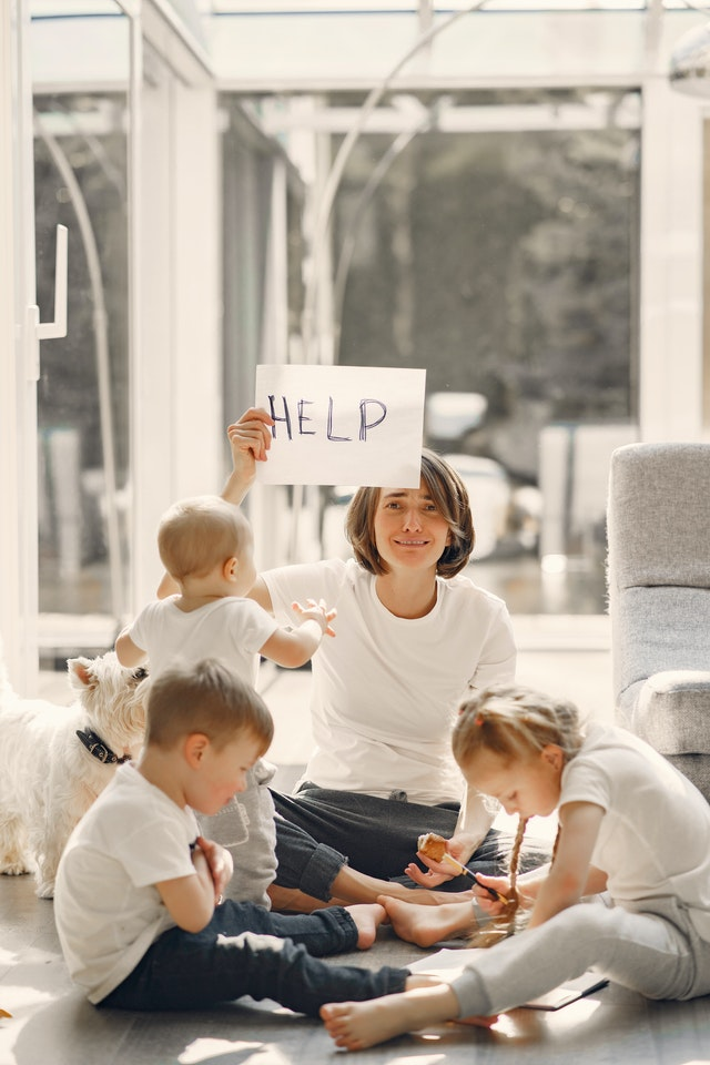 Tired parent asking for help