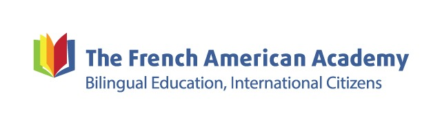 New logo and tag line of The French American Academy