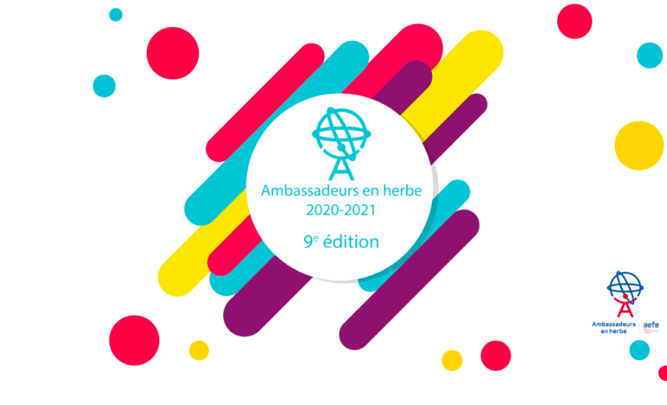 Logo of the contest Ambassadeurs en Herbe
