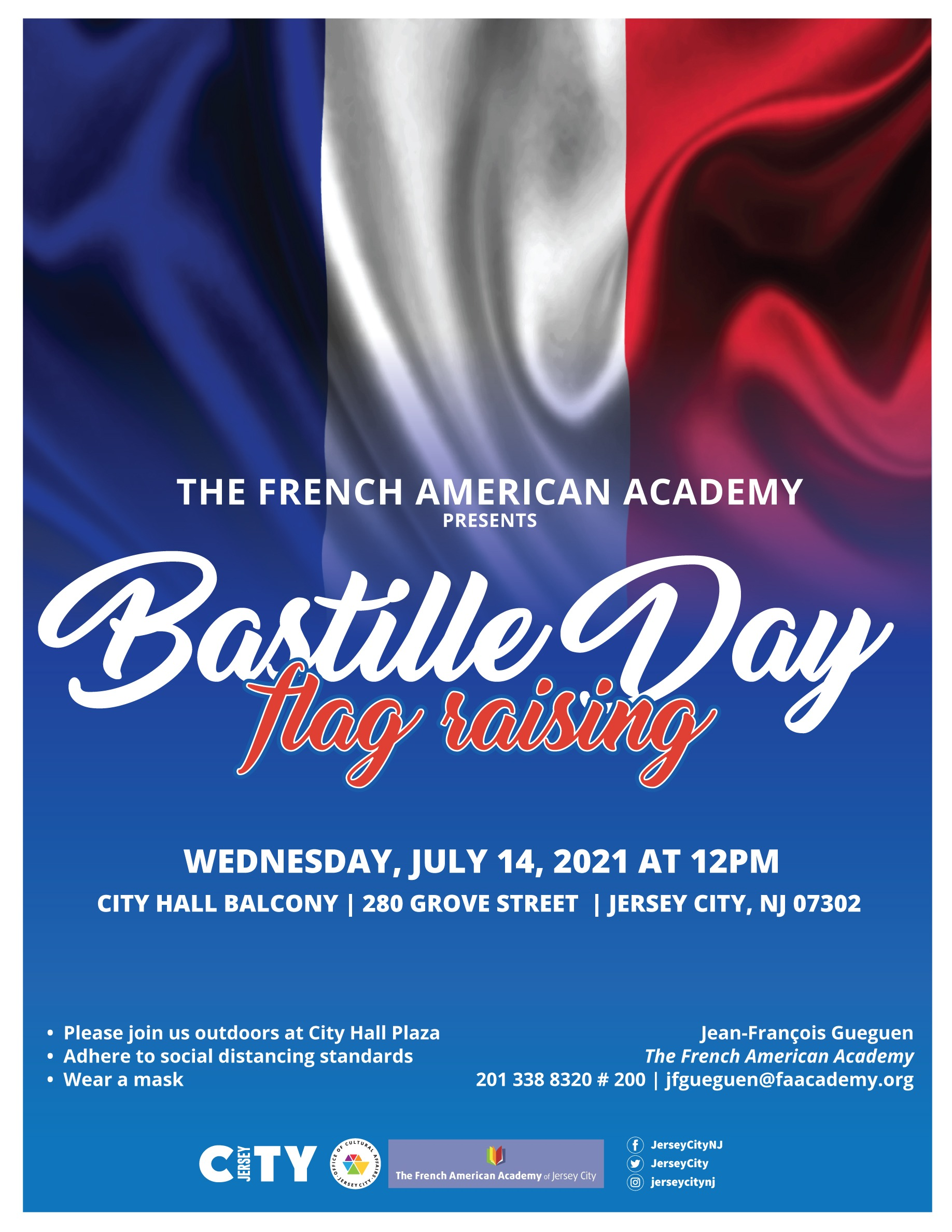 Bastille-Day-flag-raising